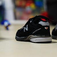 蜈蚣的一家——女鞋/童鞋 篇三十:#全民分享季#New Balance KJ990 V4 Pre童鞋