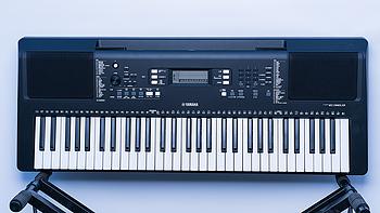 雅马哈 YAMAHA PSR-E363入门级电子琴评测