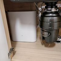 小米净水器1A(厨下版),悲催的安装经历