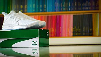 #全民分享季#这是你需要的小白鞋吗?PUMA 彪马 TSUGI Jun 男士休闲运动鞋 开箱秀图