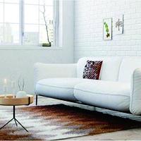 咪宅说软装 篇一:为空间留白,打造极简质感客厅