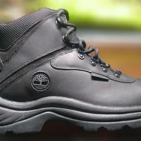 #全民分享季#两年后看品质:Timberland 添柏岚 White Ledge 防水短靴 晒物