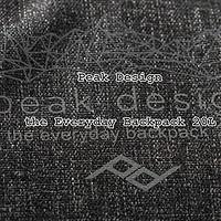 Peak Design 好东东 篇五:#全民分享季#The Everyday Backpack 20L 双肩包