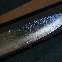 #全民分享季#一刀99级—Shun 旬 TDM-0707 主厨刀开箱及试用