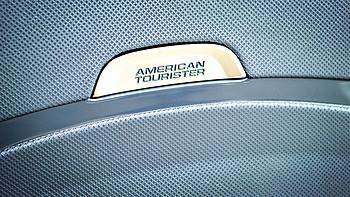 #全民分享季#中长途旅行好帮手 — American Tourister 美旅 25寸超轻贝壳纹拉杆箱