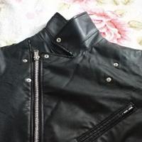 #全民分享季#优衣库第一次购物就买了本人从未尝试过的仿皮衣