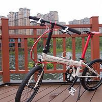 一切只为亮骚—伪骑行爱好者的DAHON 大行 SP8自行车及改装方案