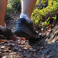 #全民分享季#贴身护卫——INXDO 公模五指跑步袜