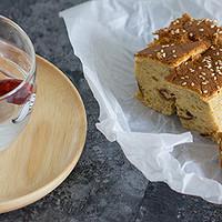 烘焙的那些美好时光 篇四十:老少皆宜的红枣戚风蛋糕,营养又美味