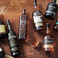 新入威士忌的坑—这8款好喝不贵的爱尔兰威士忌你值得拥有