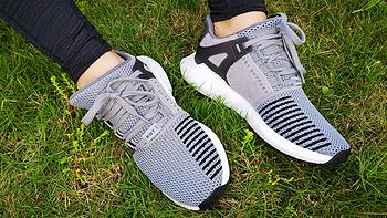 我们都是臭美星人 篇二:600元买最强BOOST?adidas 阿迪达斯 Originals EQT BOOST 93/17 运动鞋体验