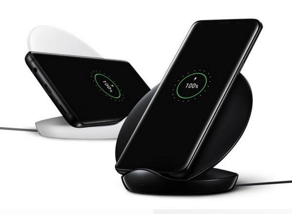 支持Qi无线快充:SAMSUNG 三星 发布 Galaxy Wireless Charger 无线充电底座