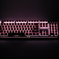 给手指做个马杀鸡—COOLERMASTER 酷冷至尊 MK750 键盘和PBT键帽开箱