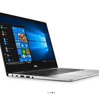DELL 戴尔 Inspiron i7370 13寸触摸屏笔记本 晒单与新机使用技巧