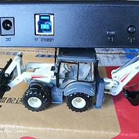 为小米路由器3G找一个伴侣:ORICO 奥睿科 移动硬盘盒 开箱