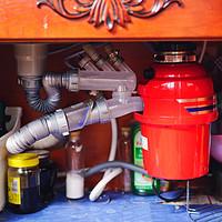 """你家水槽也需要""""干湿分离"""":BECBAS 贝克巴斯 E70 厨房垃圾处理器开箱"""