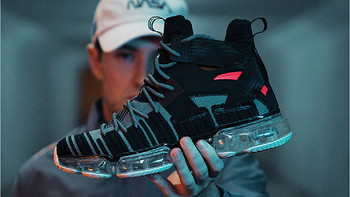 ANTA 安踏 SEEED 御空 NASA60th纪念版篮球潮流休闲鞋 拆箱报告