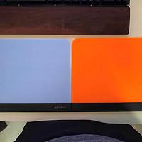 Rantopad 镭拓 Cube 通体发光硬质鼠标垫开箱