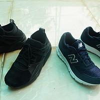 蜈蚣星人,记录那些年我买过的鞋 篇二:海淘的PUMA BogSockCore和NB 530xVAZEE