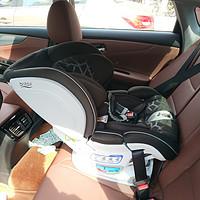 异地购车记 篇二:美亚海淘 Britax 宝得适 Advocate ClickTight 安全座椅 全记录