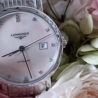 Longines 浪琴 女款机械表 博雅L4.310.4.87.6 开箱体验