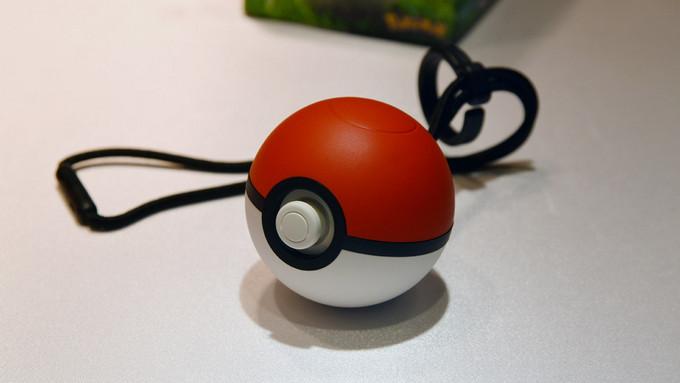 摇杆+按键、模拟投掷捕捉宝可梦:Nintendo 任天堂 公布 精灵球Plus Switch主机控制器