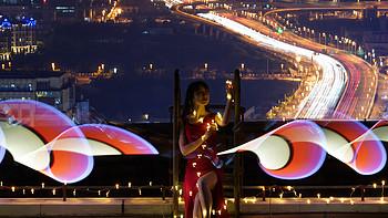 《零基础大师班 第二季》:索尼A7M3 以光为笔的光绘摄影