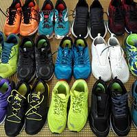 一名入门级跑友和他的跑鞋们
