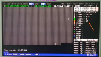 """从西数6TB硬盘和4TB硬盘""""翻车"""",谈MHDD检测硬盘"""