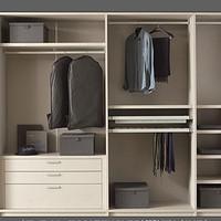 衣柜安装使用指南|提升住宅舒适度第一步,一定要衣柜很完美