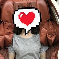 肩颈按摩就服它—OGAWA 奥佳华 OG-7505按摩椅  开箱评测