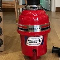 提升幸福感的厨房小电器—BECBAS 贝克巴斯 E6 垃圾处理器开箱
