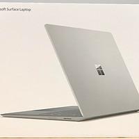 """为了给表妹""""肩""""减负,入手一台码字方便的超轻薄触摸屏笔记本Surface Laptop"""