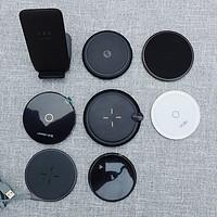 无线充电器 篇一:市面流行品牌无线充电器选购指南:八款无线充专业工具实测对比