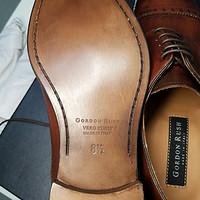 300多元的意大利鞋?Gordon Rush Benjamin德比鞋晒单