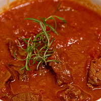 女汉子的神秘菜谱 篇四:夏季好食,番茄炖牛肉,简单易做