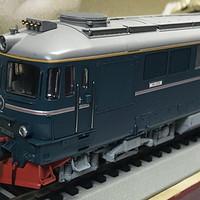 BACHMANN 百万城 ND2内燃机车 火车模型 晒物