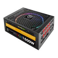 手机远程操控、80 PLUS钛金:Thermaltake 曜越 发布 Toughpower DPS G RGB 1500W 智能电源