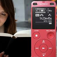 工作生活好帮手—SONY索尼 ICD-UX560F 录音笔晒单