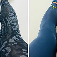 WE ARE JORDAN 篇十八:两款Air jordan 紧身裤 对比