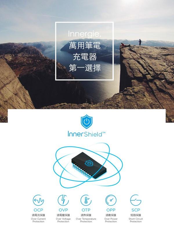 小身材大能量:DELTA 台达 Innergie 发布 PowerGear 60C 笔电充电器
