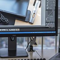 Tiger5G谈数码 篇七十一:这台不到一千五的显示器是否值得买?AOC Q27P1U