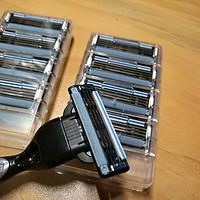 Gillette 吉列 手动剃须刀 使用评测