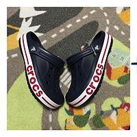 给儿子买的第N双鞋 篇四十一:Crocs 卡骆驰 贝雅卡骆班男童洞洞鞋