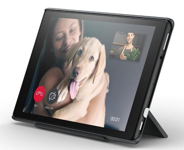 摇身一变成Echo Shows设备:Amazon 亚马逊 发布 Fire HD 显示模式充电底座
