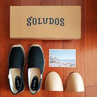 记录穿搭进阶之路 篇一:Soludos渔夫鞋OriginalDali