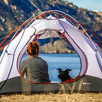 《全天候》 篇二:顶级帐篷品牌MSR产品盘点:高颜值、大空间与轻量化的最佳平衡点