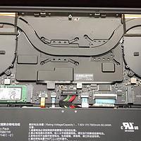 实战小米笔记本PRO 15.6寸拆解 加装M.2海力士固态硬盘