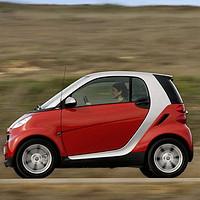 一款10W全进口城市通勤车—浅谈Smart驾驶心得