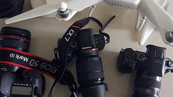 我的 SONY索尼 ILCE-7M3K 相机镜头搭配方案